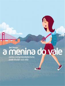 Livro digital: A Menina do Vale (Foto: Reprodução)