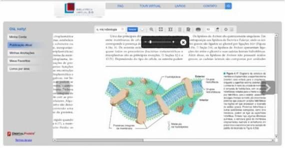 Biblioteca Virtual Universitária (Foto: Reprodução)