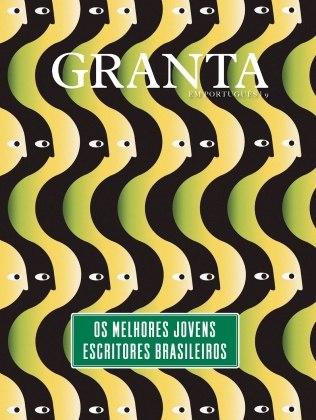 Edição da Granta dedicada a escritores brasileiros (Foto: Divulgação)