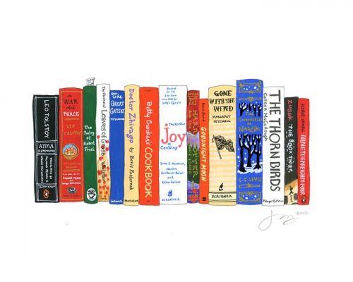 (Foto: Jane Mount - Ideal Bookshelf)