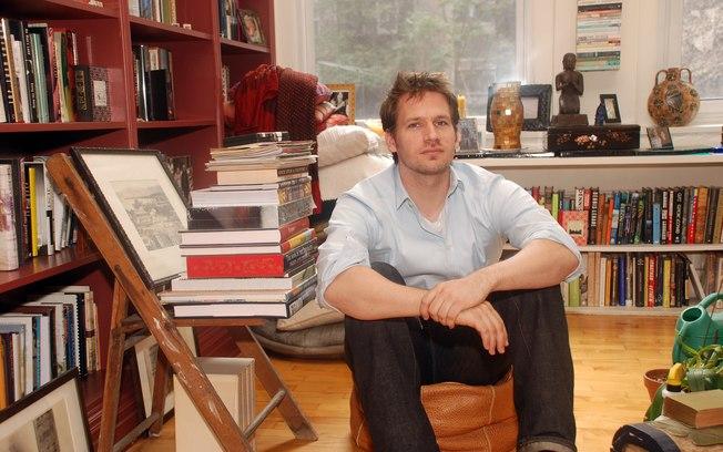 O norte-americano John Freeman, editor da revista Granta (Foto: Divulgação)
