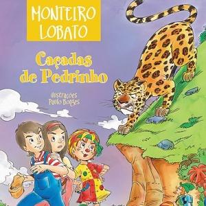 """Livro """"Caçadas de Pedrinho"""" (Foto: Divulgação)"""