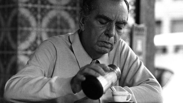 Nelson Rodrigues (Foto: Reprodução/Arquivo  O Globo)