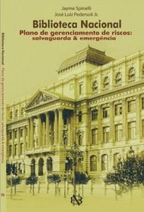 Livro Plano de gerenciamento de riscos salvaguarda e emergência