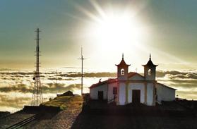 """""""Mais perto de Deus"""", de Henrique Caetano Fonseca, foto vencedora da categoria Juri Popular"""