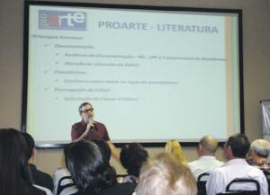 A SEC e a Associação Amazonense dos Escritores fecharão parceria para publicar livros