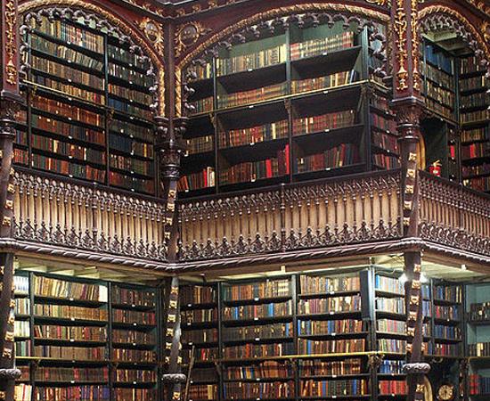 Biblioteca fundada em 1937 no rio de Janeiro pela Princesa Isabel, Possui mais de 300 mil volumes.
