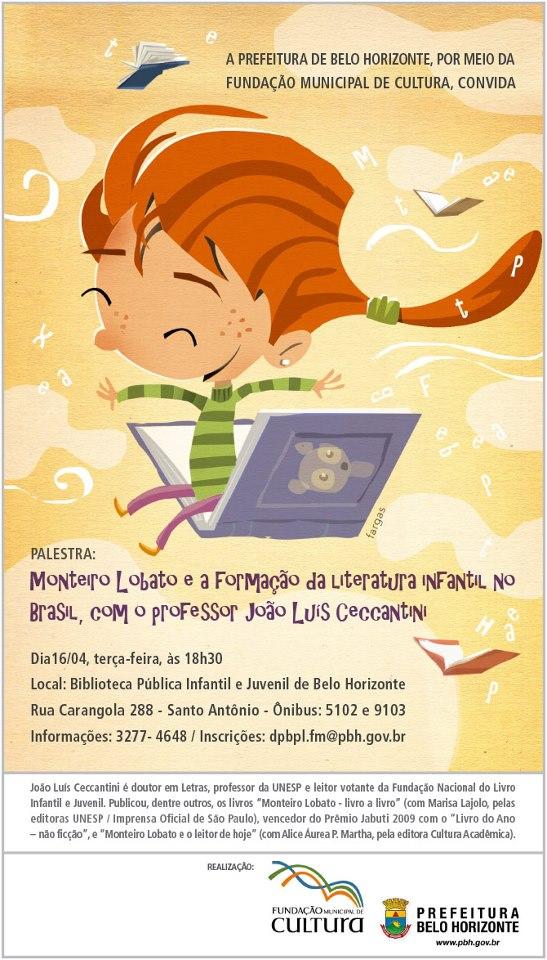Monteiro Lobato e a formação da literatura infantil no Brasil