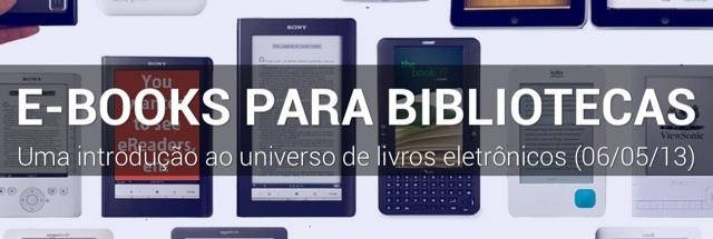 e-Books para bibliotecas