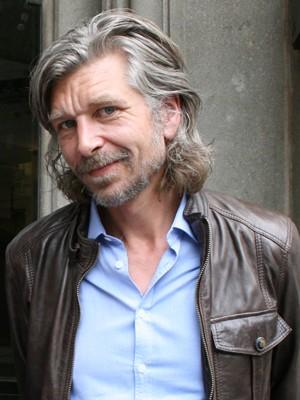 O escritor norueguês Karl Ove Knausgård (Foto: Divulgação/Maria Teresa Slanzi)