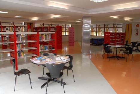 Biblioteca Central da UFMG (Foto: Marcos Maurilio)