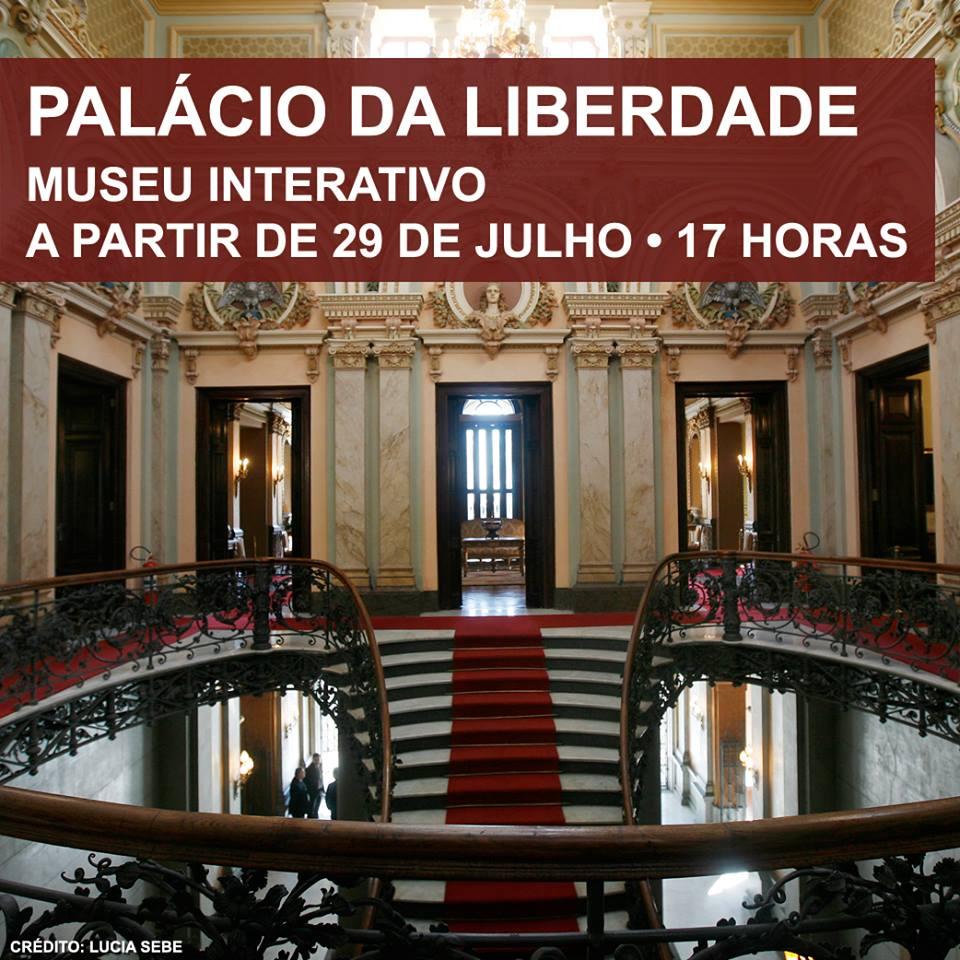 Museu interativo