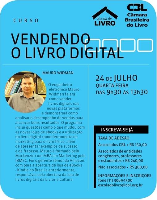 Vendendo o livro digital