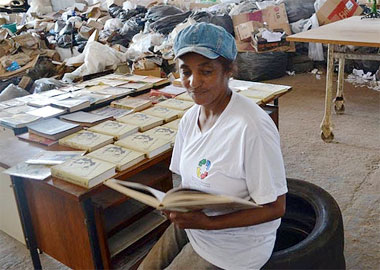 Cleuza Aparecida Branco de Oliveira (Foto: Reprodução)