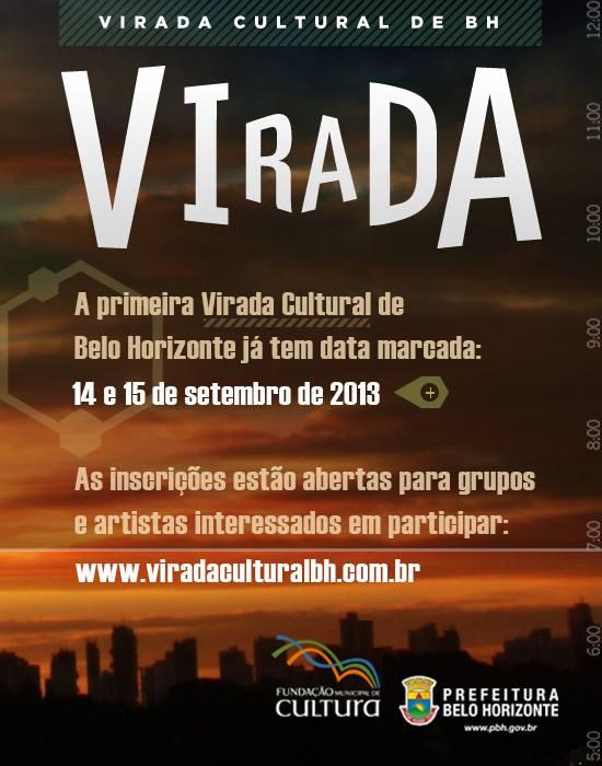 Virada Cultural de Belo Horizonte