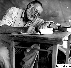 Ernest Hemingway (Foto: Reprodução)