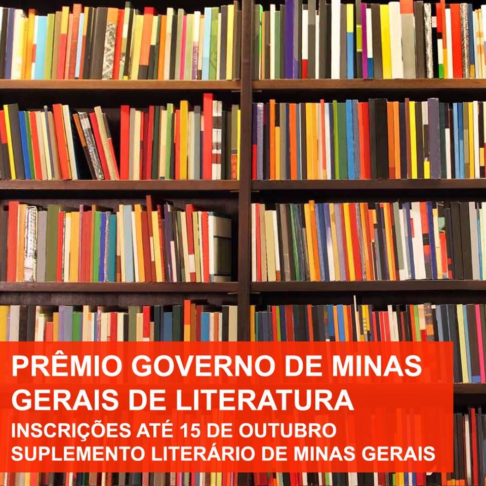Prêmio Governo de Minas Gerais de Literatura 2013