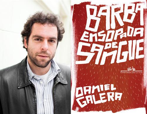 Daniel Galera (Foto: Renato Parada. Capa: Alceu Nunes)