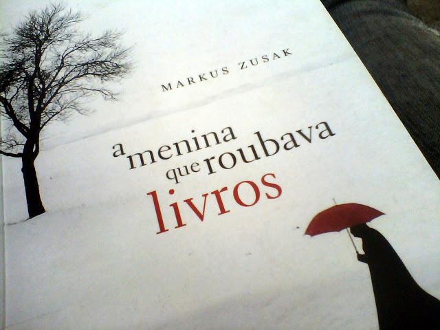 """Bibliocleptomania: """"A Menina que Roubava Livros"""" mantém"""
