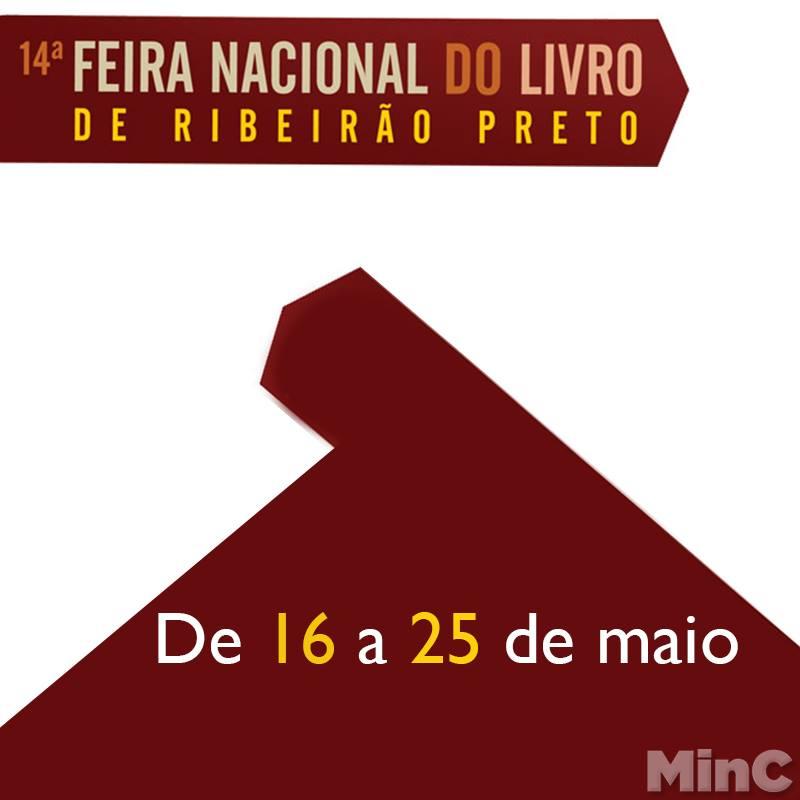 14ª Feira do Livro de Ribeirão Preto