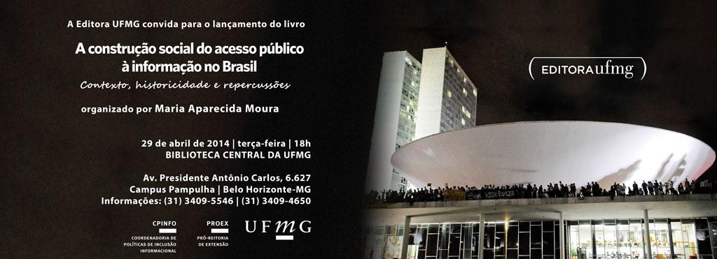 A construção social do acesso público à informação no Brasil