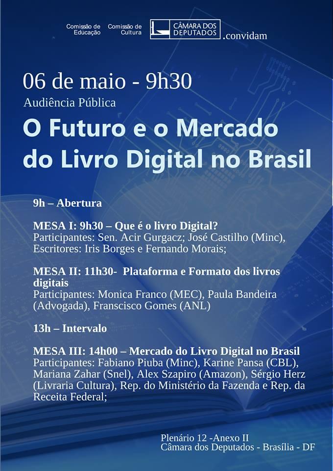O futuro e o mercado do livro digital no Brasil