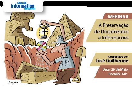 A Preservação de Documentos e Informações