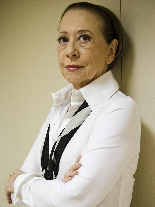 A atriz Fernanda Montenegro (Foto: Divulgação)