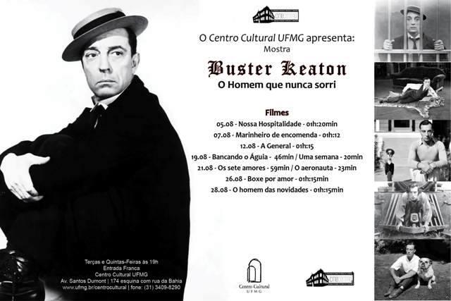 Mostra Buster Keaton