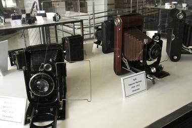 Coleção reúne mais de mil câmeras (Foto: Reprodução)