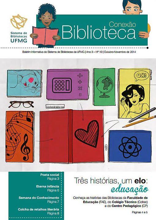 Boletim Conexão Biblioteca