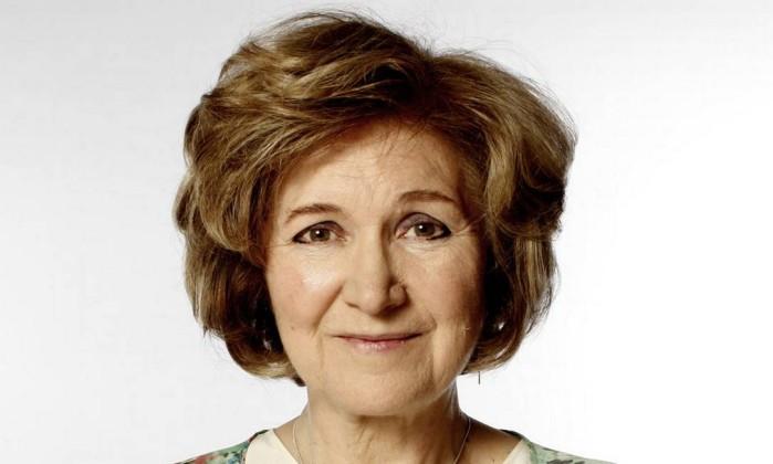 A escritora portuguesa Lídia Jorge (Foto: Divulgação)