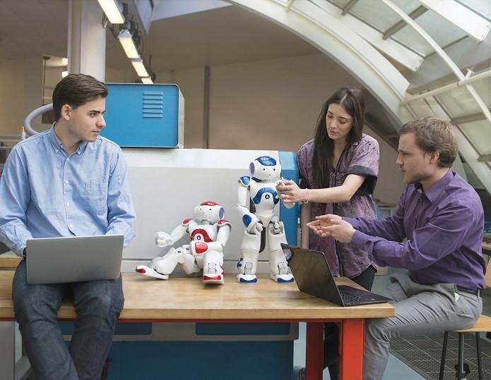 Robôs serão utilizados em biblioteca americana para incentivar educação (Foto: Divulgação)