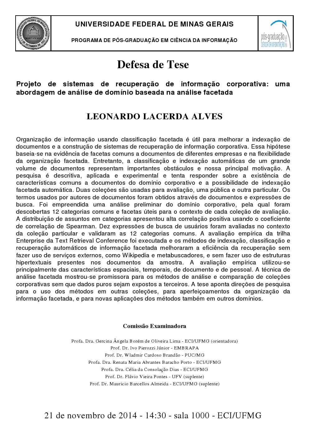 Tese Leonardo Lacerda Alves