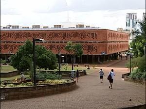Serviço é oferecido pelo Sistema de Bibliotecas da instituição (Foto: Reprodução/TV Integração)