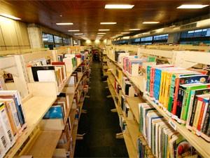 Biblioteca Pública dos Barris, em Salvador (Foto: Mateus Pereira/Secom)