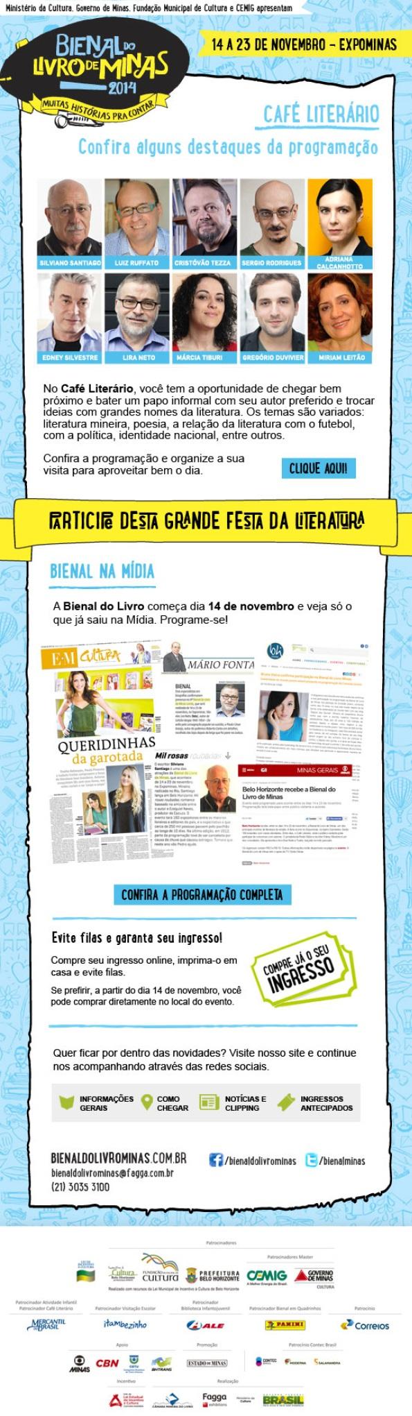 Bienal do Livro de Minas