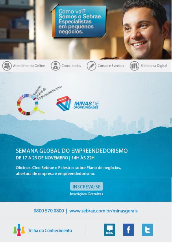 Semana Global do Empreendedorismo em BH