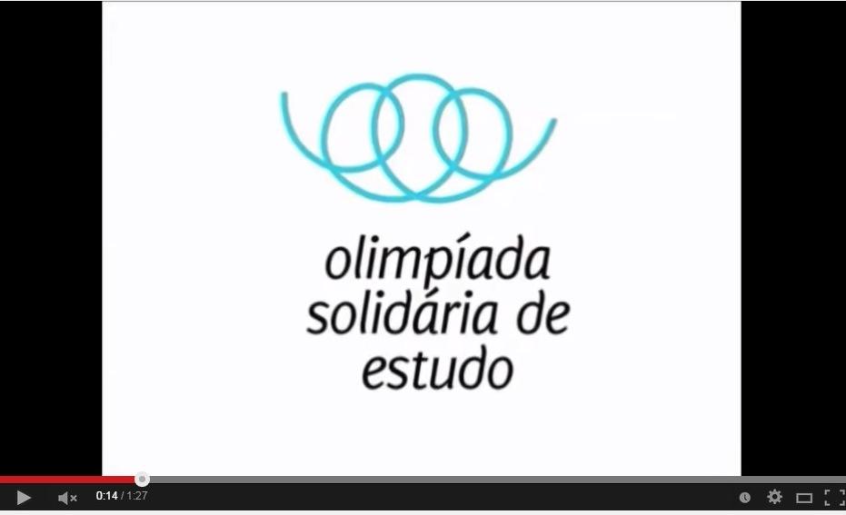 Olimpíada Solidária de Estudo