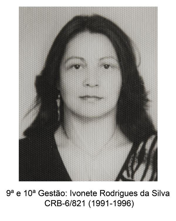 Ivonete Rodrigues da Silva