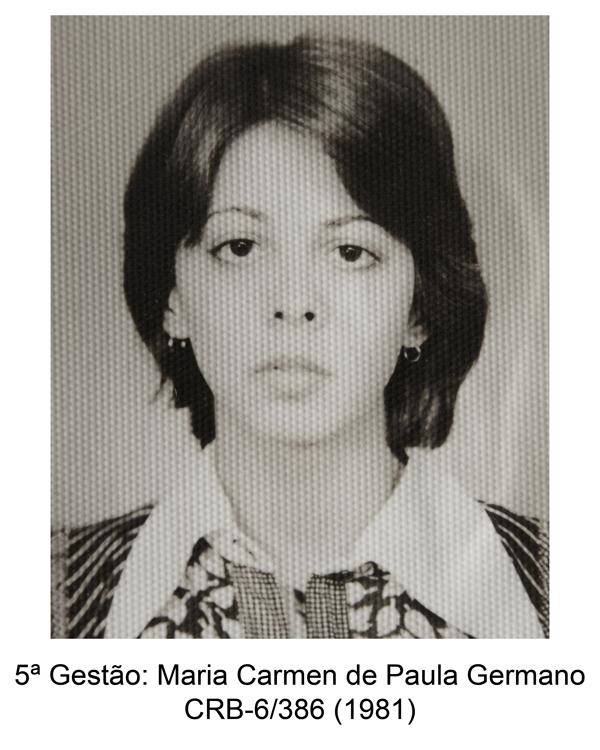 Maria Carmen de Paula Germano
