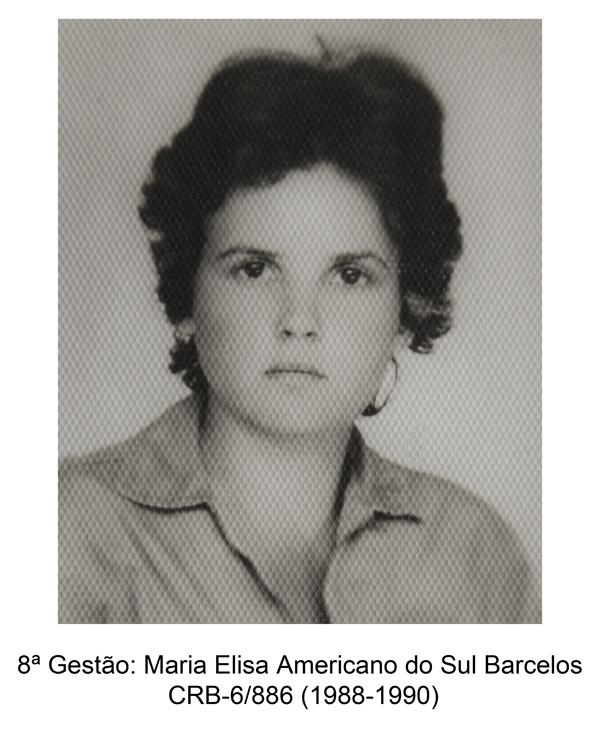 Maria Elisa Americano do Sul Barcelos