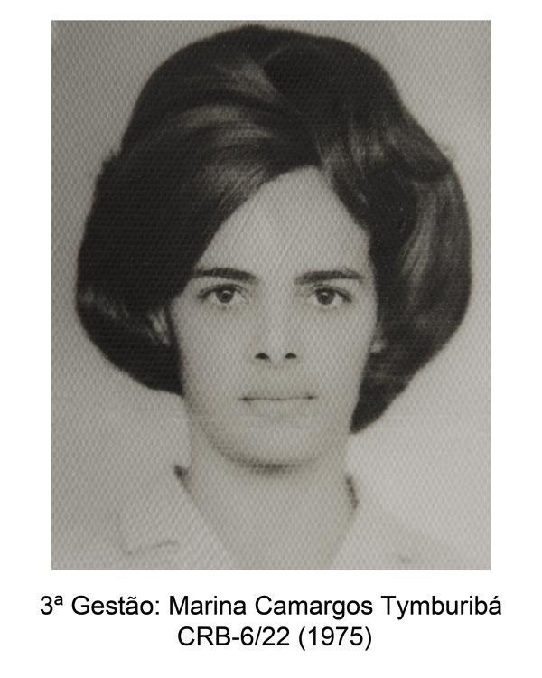 Marina Camargos Tymburib