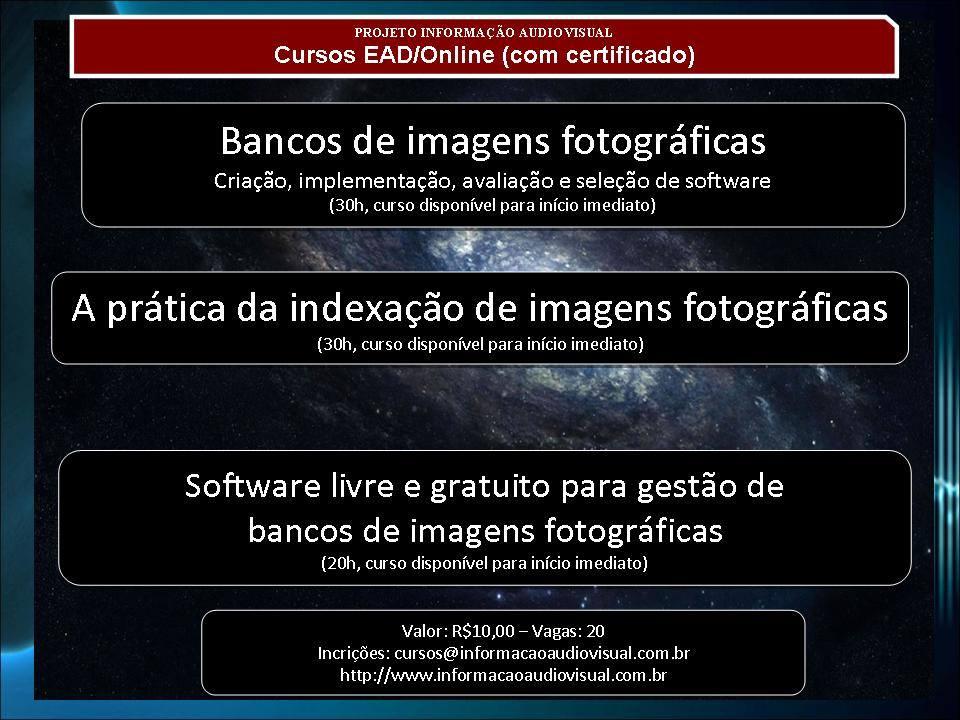 Banco de imagens fotográfica
