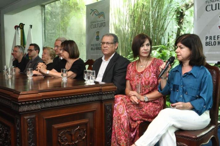 Carlos Drummond de Andrade será o homenageado da 1ª FLI-BH