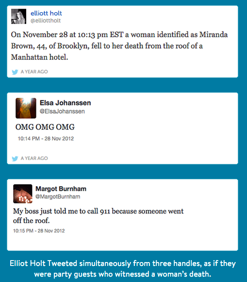#TwitterFiction