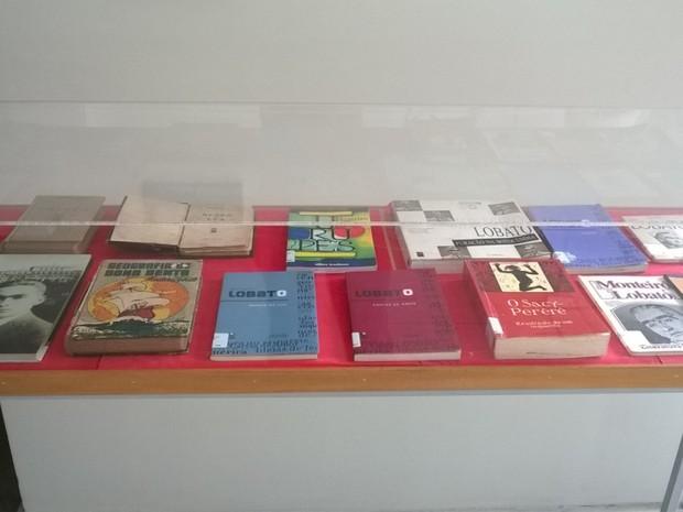 Livros ficam expostos de 8 às 18 horas, em Biblioteca Pública do ES, na Praia do Suá. (Foto: Divulgação/ Secult)