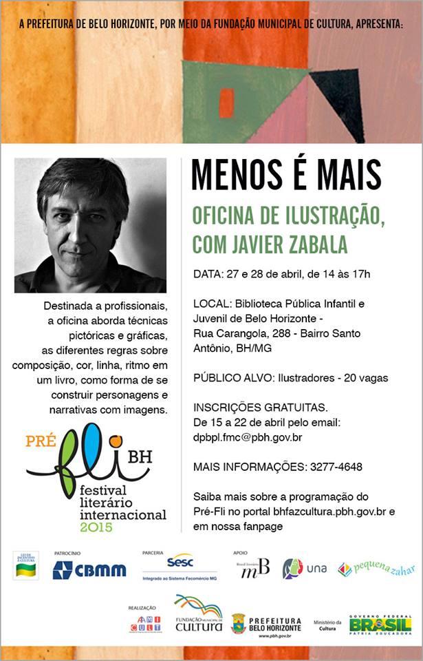 Festival Literário Internacional - Fli-Bh