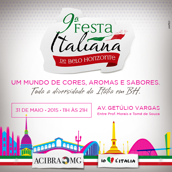 9ª Festa Tradicional Italiana de Belo Horizonte