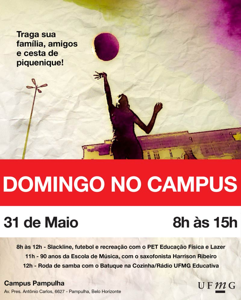 Domingo no Campus UFMG